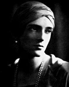 Princess Irina Yusupova,nee Romanova.