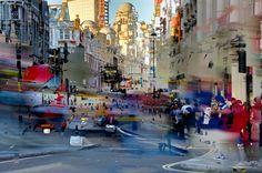 London Tourist II.III - Michael Lee Photography