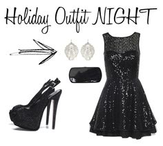Social Wardrobe: Holiday Outfits DAY AND NIGHT