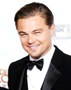Leonardo. That smile.