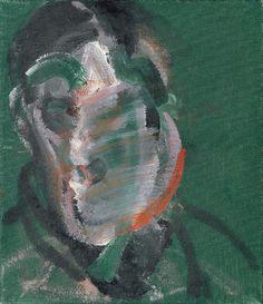 Lucian Freud par Francis Bacon