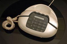 NEC telephone Design by Luigi Colani