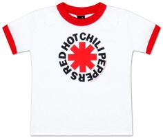 Toddler: Red Hot Chili Peppers - Asterisk Logo (17.99)