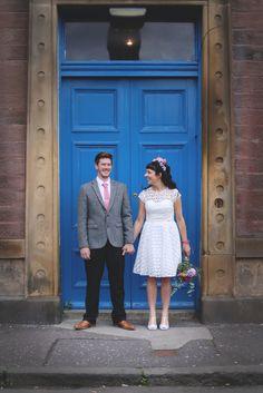Colourful Wedding Photos by Rachel McNeil