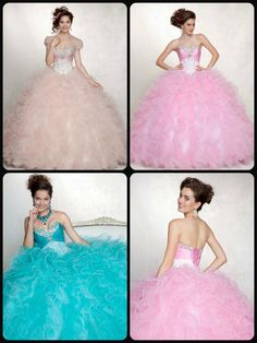 Vizcaya Quinceañera Dresses by Mori Lee- Style 88043. Two-tone Beaded satin & tulle, corset back & bolero jacket. Available to order in the following colors/themes:Champagne/Blush, Aqua/Teal, Ballet Pink/Bubble, Light Purple/Deep Purple, & White. If you have any questions about ordering, sizing, color or dress availability please contact Perfection Prom & Bridal at (813) 621-1991. We are conveniently located at 10312 Bloomingdale Avenue Riverview, FL 33578.