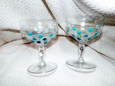 Vintage Dotted Glasses by monkmama54 for $14.00
