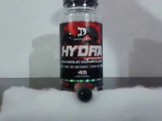Relato - Hydra Dragon Pharma - 1° Semana de usso