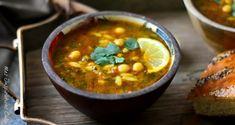 Chorba without meat, Algerian cuisine – Nourishment Beignets, Harira, Samar, Eat Lunch, Vegetable Drinks, White Meat, Healthy Eating Tips, Lemon Chicken, Picky Eaters
