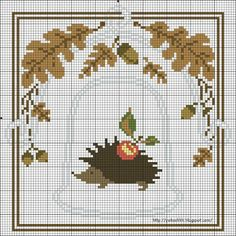 Crosses without zeros. Cross Stitch Sampler Patterns, Cross Stitch Freebies, Cross Stitch Samplers, Cross Stitch Designs, Cross Stitching, Cross Stitch Patterns, Hedgehog Cross Stitch, Fall Cross Stitch, Cross Stitch Animals