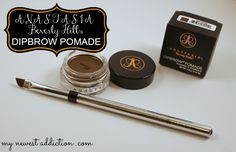 PERFECT BROWS with Anastasia Beverly Hills Dipbrow Pomade - best product you'll ever need to fill in eye brows ! Kiss Makeup, Love Makeup, All Things Beauty, Beauty Make Up, Anastasia Beverly Hills Dipbrow, Makeup Must Haves, Brow Pomade, Perfect Brows, Hair Skin Nails