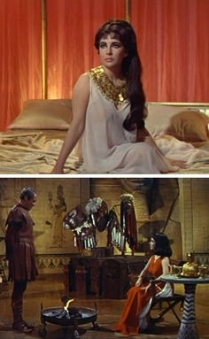 Cleopatra....one of my all time FAV movies!