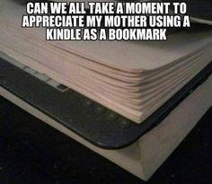 Rekindling the love of reading.