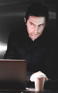 Richard Armitage as Lucas North in Spooks/MI-5 (2002-2010)