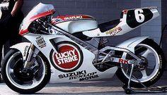 Suzuki Rgv250 Lucky Strike