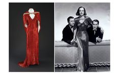 Costume Archives, Just a Click Away … Beaded Gown, Joan Crawford, Archive, Gowns, Costumes, Bride, History, Chic, Fitness