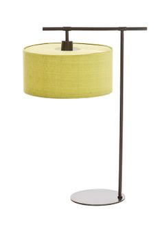221 best table lamps images on pinterest buy elstead harlequin hqbalance tl balance dark matt copper table lamp supplied with lime drum hanging shade with baffle contemporary and stylish aloadofball Images