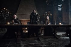 The Widow of Winterfell and the Benefit of Doubt