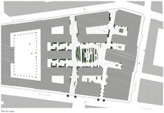 *보르도 중정, 도시정원으로 환원하다 [ Debarre Duplantiers Associés ] Leyteire Square :: 5osA…