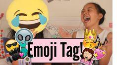 The Emoji Tag! Ft. Rhianna Mae | missbpatrice