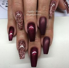 39 chic acrylic gel coffin nails design ideas acrylic nails nail beauty makeup Wondrous Winter Nail Design Ideas For 2020 – The Glossychic Design 63 Cute Nail Designs for Every Nail Length & Season: Cute Nails to Try 22 super easy nail art designs and … Fabulous Nails, Gorgeous Nails, Love Nails, How To Do Nails, Easy Nails, Easy Nail Art, Simple Nails, Easy Art, Simple Nail Art Designs