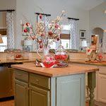 Our Valentine Kitchen