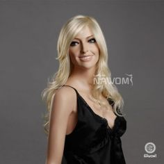USA Sexy Womengirls Long Blond Curly Wavy Wig Hair Elegance Fanshion Cosplay Party ** Continue to the product at the image link.