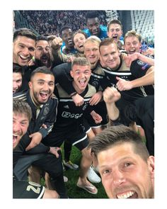 Chris Sutton insists Ajax have what it takes to go all the way and win the Champions League after adding Juventus to their list of European scalps this season. Chris Sutton, Amsterdam City Centre, Fat Friend, Afc Ajax, Perfect Boyfriend, Football Boys, Semi Final, Antoine Griezmann, Tottenham Hotspur
