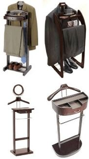 A men's suit valet stand is an essential piece of furniture for the executive gentleman's bedroom or dressing room. It provides a unimaginably...