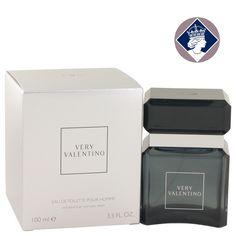 Very Valentino Cologne for Men 100ml/3.3oz Eau De Toilette Spray EDT Fragrance