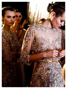 Elie Saab Haute Couture Fall/Winter 2012/2013