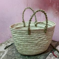 Panier handmade