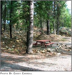 Gold Rush RV Park - Sumpter, OR