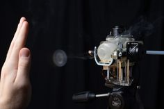 Disney's Research Aireal - Interactive tactile experience in free air.