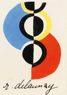 Art Drawings, Shape Collage, Cubism, Art, Art Deco Design, Art Movement, Abstract, Sonia Delaunay, Inspirational Artwork