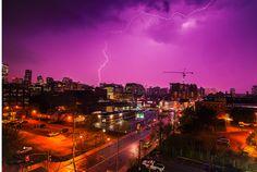 Toronto has the best lightning storms!