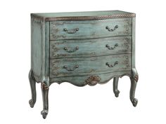 Distressed Hi-Leg Chest by Stein World at Crowley Furniture in Kansas City