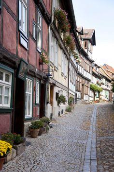 Quedlinburg en Saxe-Anhalt, Photo © Bader, Michael / Investitions- und Marketinggesellschaft Sachsen-Anhalt mbH