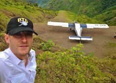 Bush Flying Diaries, Indonesia: Welcome to Shangri-La!