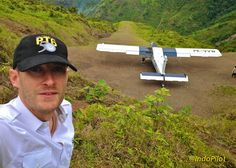 Bush Flying Diaries, Indonesia: Welcome to Shangri-La!