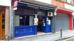 RESTAURANTE KALAMUA c/ Kalamua, 4  48930 ROMO/GETXO  Tel. 944645241 #restaurante #bar #pollos #getxo #getxotienepremio