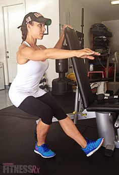 Master the Squat. Variations of this Powerful Exercise, plus Tips