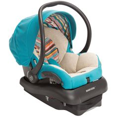 Happy travels are ahead with the Maxi-Cosi Mico AP infant car seat. The Mico AP features Air Protect Advanced Side Impact Technology for a safer ride. The patented Air Protect cushion system protects