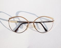 Christian Dior Vintage NOS Luxury Sunglasses Cat Eye