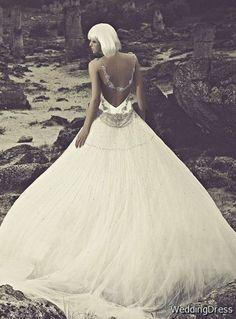 Julia Kontogruni women's Wedding Dresses » WeddingBoard