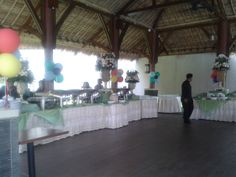 catering b'day party