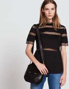 Loop, Black,   sandro-paris.com