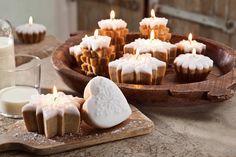 Bougies la Française - Un délice parfumé ! Bougies parfumées gâteau.