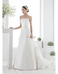 Vår 2014 Stroppløs Naturlig Brudekjoler 2014