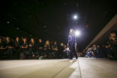 Burberry Fall 2016 Ready-to-Wear Atmosphere and Candid Photos - Vogue