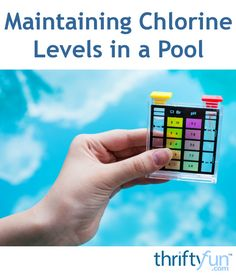 Households Pools And Pool Water On Pinterest